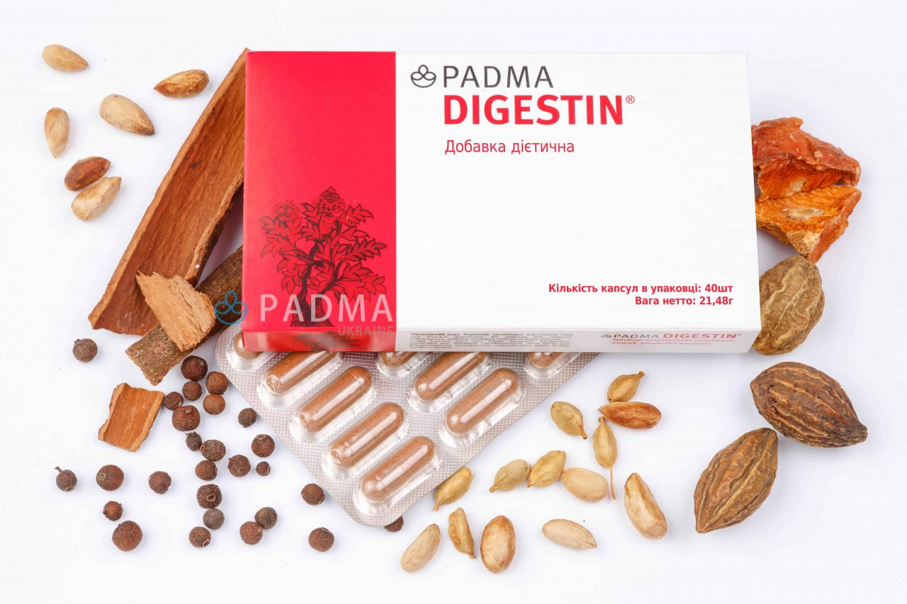 Padma Digestin - shop club padma ukraine